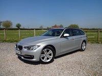 2012 BMW 3 SERIES 2.0 320D SPORT TOURING 5d 181 BHP £11990.00