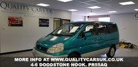USED 2015 Y NISSAN SERENA 2.0 Auto Dayvan Campervan