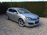 2006 VAUXHALL ASTRA ASTRA SRI XP 5 DOOR HATCHBACK  £1995.00