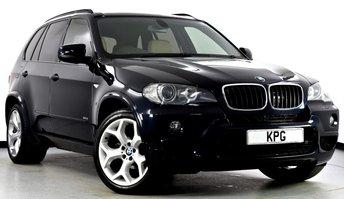 2008 BMW X5 3.0 30d M Sport 5dr Auto £13495.00