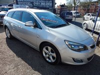USED 2012 12 VAUXHALL ASTRA 2.0 SRI CDTI S/S 5d 163 BHP AIR CONDITIONING, ALLOYS, FULL SERVICE HISTORY, GREAT VALUE