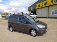 2016 FORD TRANSIT COURIER 1.6 TREND TDCI 1d 94 BHP £8995.00