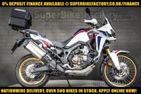 USED 2017 17 HONDA CRF1000L AFRICA TWIN 1000cc ALL TYPES OF CREDIT ACCEPTED OVER 500 BIKES IN STOCK