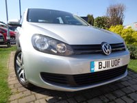 USED 2011 11 VOLKSWAGEN GOLF 1.4 TWIST 5d 79 BHP **Low Mileage Full History 6 Stamps 12 Months Mot**