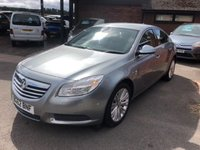 USED 2012 62 VAUXHALL INSIGNIA 2.0 SE CDTI 5d AUTO 157 BHP AUTOMATIC AUTO, ONLY 51K MILES