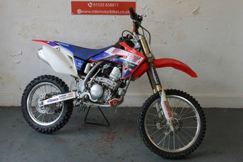 View our HONDA CRF