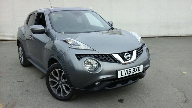 View our 2015 15 NISSAN JUKE 1.2 TEKNA DIG-T 5DR 115 BHP