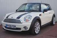 2009 MINI HATCH COOPER 1.6 COOPER 3d 118 BHP £4695.00