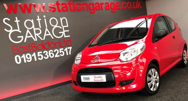 2009 09 CITROEN C1 1.0 VT PLUS PACK3d 68 BHP