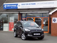 USED 2015 15 FORD KUGA 2.0 TDCi  ZETEC AWD 5dr  ** Appearance Pack **