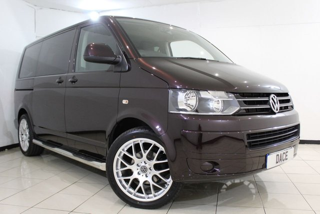 View our 2015 64 VOLKSWAGEN TRANSPORTER SHUTTLE 2.0 T30 TDI SHUTTLE SE 5DR AUTOMATIC 140 BHP