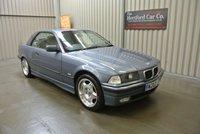 2000 BMW 3 SERIES 2.8 328I CONVERTIBLE 2d AUTO 190 BHP £3995.00