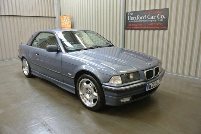 2000 W BMW 3 SERIES 2.8 328I CONVERTIBLE 2d AUTO 190 BHP