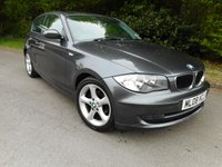 2008 BMW 1 SERIES 1.6 116I SE 3d 121 BHP £SOLD