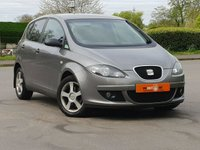 2005 SEAT ALTEA 1.9 REFERENCE TDI 5dr  £995.00