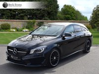 USED 2016 16 MERCEDES-BENZ CLA 2.1 CLA 220 D AMG LINE 5d AUTO 174 BHP