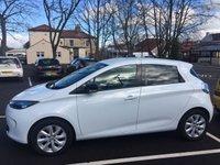 2016 RENAULT ZOE  DYNAMIQUE NAV 5d AUTO 92 BHP £7299.00
