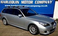 USED 2009 09 BMW 5 SERIES 2.0 520D M SPORT TOURING 5d AUTO 175 BHP