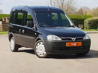 View our VAUXHALL COMBO TOUR
