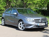 USED 2015 15 MERCEDES-BENZ A CLASS 1.5 A180 CDI SPORT EDITION 5d 107 BHP £211 PCM With £1279 Deposit
