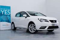 USED 2015 15 SEAT IBIZA 1.4 TOCA 5d 85 BHP satellite navigation,bluetooth