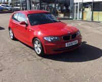 2008 BMW 1 SERIES 1.6 116I SE 3d 121 BHP £4295.00