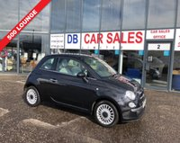 USED 2012 62 FIAT 500 1.2 LOUNGE 3d 69 BHP NO DEPOSIT AVAILABLE, DRIVE AWAY TODAY!!