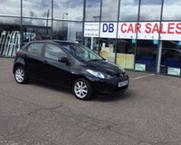 USED 2007 57 MAZDA 2 1.3 TS2 5d 84 BHP NO DEPOSIT AVAILABLE, DRIVE AWAY TODAY!!