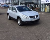 USED 2007 07 NISSAN QASHQAI 1.6 ACENTA 5d 113 BHP NO DEPOSIT AVAILABLE, DRIVE AWAY TODAY!!