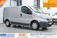2011 VAUXHALL VIVARO 2.0 2700 CDTI  *FINISHED IN SILVER* £7495.00