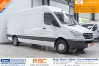 2013 MERCEDES-BENZ SPRINTER 2.1 313 CDI LWB  £9495.00