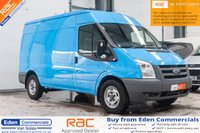2011 FORD TRANSIT 2.2 330 SHR *EX BRITISH GAS* £5995.00