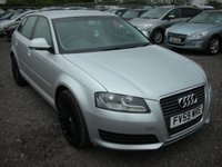 USED 2010 59 AUDI A3 1.6 TDI 5d 103 BHP Low miles - Cheap tax - Economical 60 mpg average
