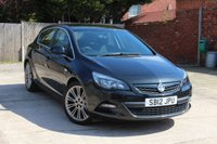 USED 2012 12 VAUXHALL ASTRA 1.6 SRI VX-LINE 5d 113 BHP ****  BEAUTIFUL CONDITION ****