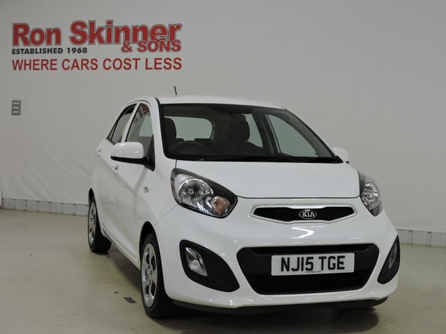 View our 2015 15 KIA PICANTO 1.0 1 5d 68 BHP