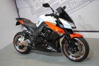 2010 KAWASAKI Z1000 DAF  £5950.00