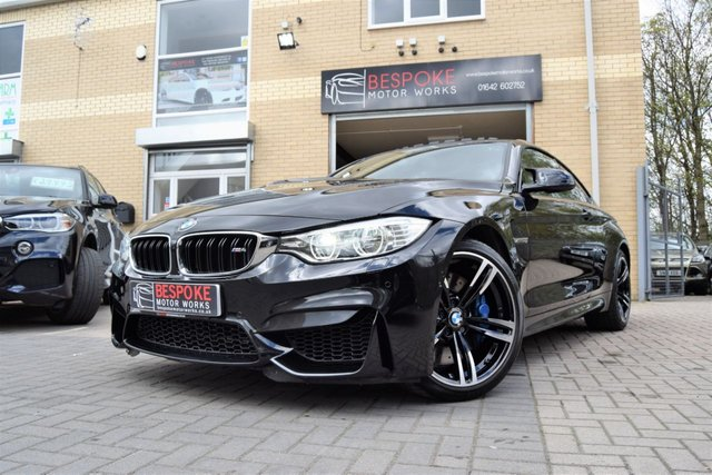 2014 14 BMW M4 COUPE 3.0 DCT 431 BHP