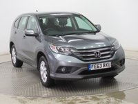 USED 2013 63 HONDA CR-V 2.0 I-VTEC SE 5d 153 BHP Stunning Honda CRV, Full Honda Servicing, serviced in September 2014 at 6007 miles, September 2015 at 13,436 miles, September 20016 at 24,434 miles and September 2017 at 32,248 miles, comes with a Honda Service Plan and Honda Breakdown Cover, Front and Rear Parking Sensors, Reversing camera, Leather, Multi Functional Steering Wheel, Air Conditioning, Bluetooth, Electrically Operated Folding Wing Mirrors, Stunning Car also comes with Freee RAC Warranty. Nationwide Delivery Available. Finance 9.9%