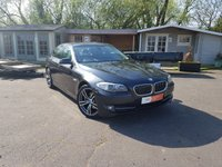 2011 BMW 5 SERIES 2.0 520D SE 4d AUTO 181 BHP £9995.00