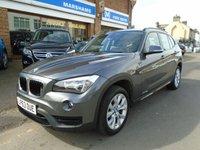 USED 2014 63 BMW X1 2.0 XDRIVE18D SPORT 5d AUTO 141 BHP