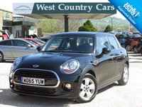 USED 2016 65 MINI HATCH COOPER 1.5 COOPER D 5d 114 BHP Only 1 Owner From New, VAT Q