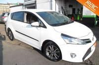 USED 2014 64 TOYOTA VERSO 1.6 D-4D ICON 5d 110 BHP VIEW AND RESERVE ONLINE OR CALL 01527-853940 FOR MORE INFO.