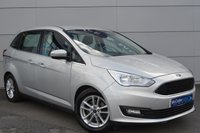 USED 2017 FORD GRAND C-MAX 1.5 ZETEC TDCI 5d 118 BHP