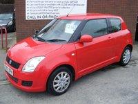 2008 SUZUKI SWIFT 1.3 GL 3d 92 BHP £3195.00