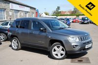 USED 2011 61 JEEP COMPASS 2.4 LIMITED 5d AUTO 168 BHP