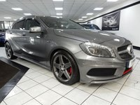 2014 MERCEDES-BENZ A CLASS 2.0 A250 ENGINEERED BY AMG AUTO 211 BHP BLUEEFFICIENCY  £16950.00