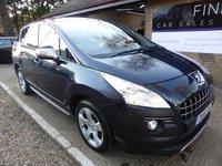 2011 PEUGEOT 3008 1.6 EXCLUSIVE E-HDI FAP 5d AUTO 112 BHP £6495.00