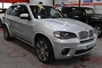 2012 BMW X5 3.0 XDRIVE40D M SPORT 5d AUTO 302 BHP £23000.00