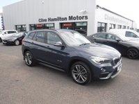USED 2018 BMW X1 2.0 SDRIVE18D SE 5d 148 BHP SAT NAV & CRUISE