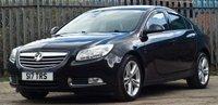 2010 VAUXHALL INSIGNIA 2.0 SRI NAV CDTI 5d 157 BHP £4791.00